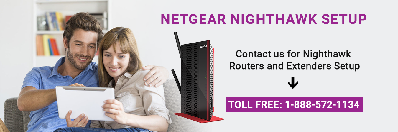 Netgear Nighthawk Extender Setup | Nighthawk Router Setup