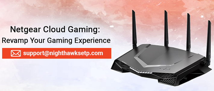 nighthawk router setup