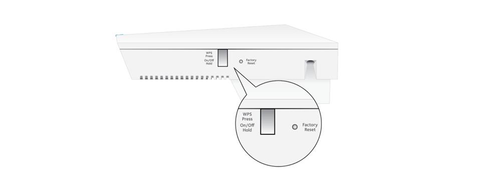 Netgear EX7500 Setup