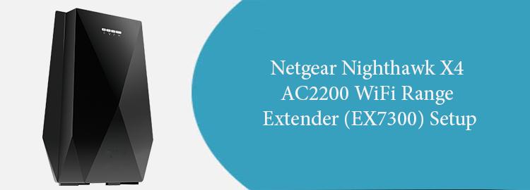 Netgear Nighthawk X4 AC2200