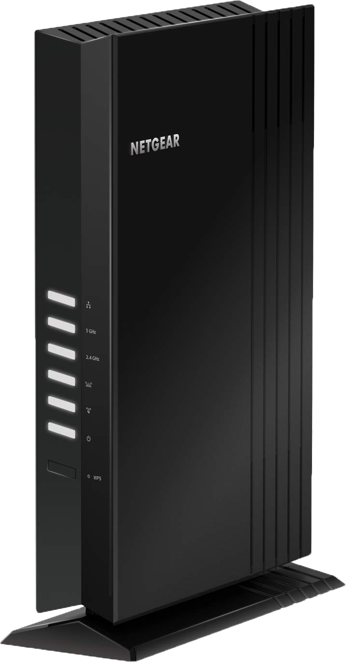 Netgear EAX20 Setup